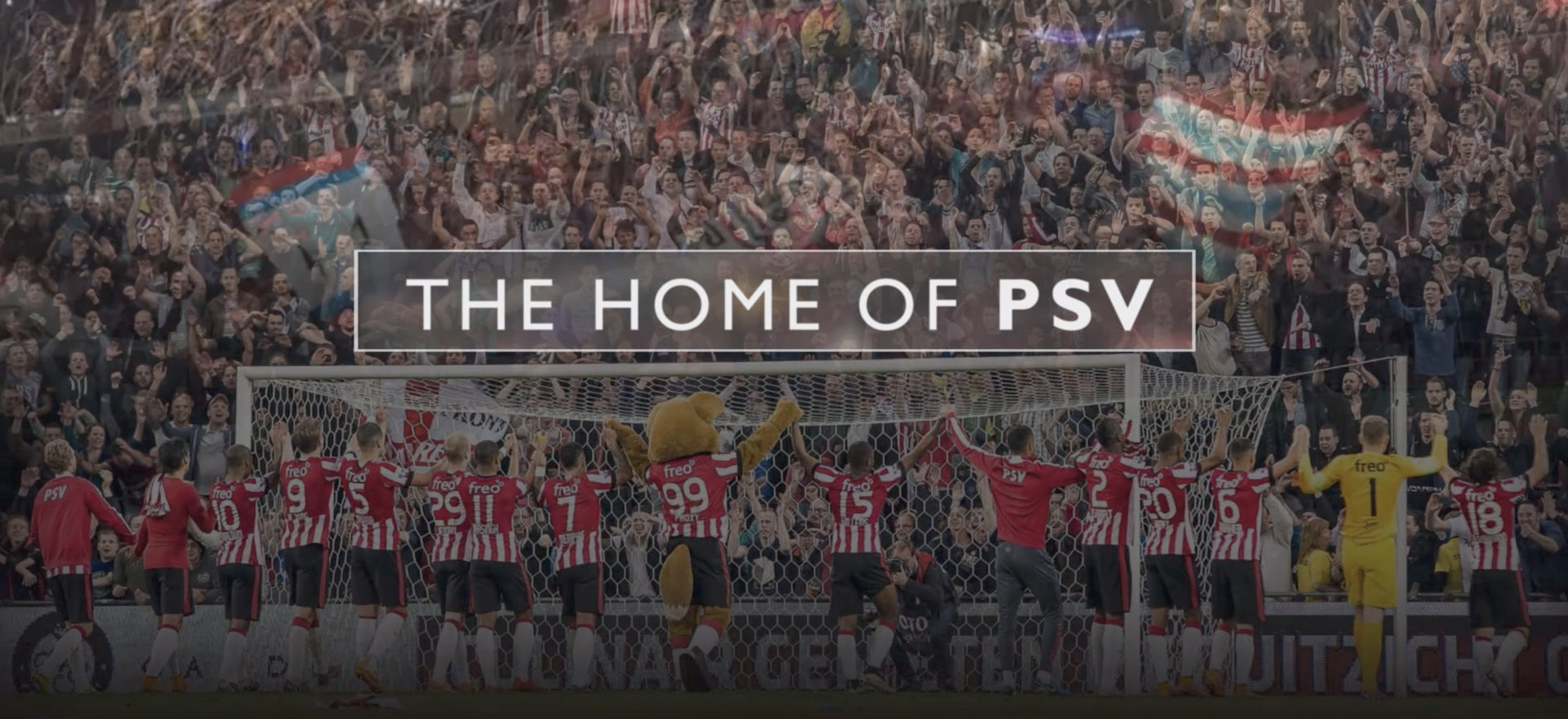 The home of PSV